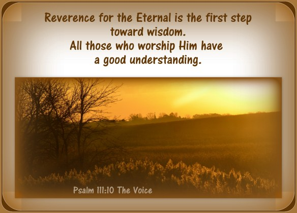 Psalm 111-10