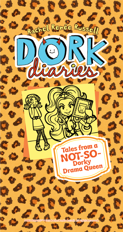 Tales from a Not-So Dorky Drama Queen! – wallpaper – Dork Diaries