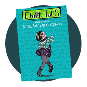 DorkToes #1 OUT NOW!