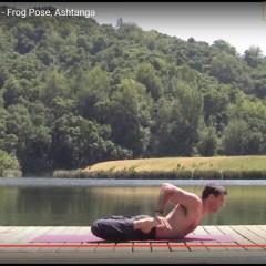 Bhekasana – Frog Pose, Ashtanga: Awesome Quads Stretch