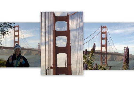 Golden Gate Bridge Adventures