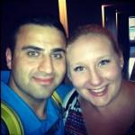 Alyssa and Alan rock FitBloggin 13!