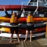 Kayaking, Fitcation