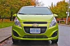 2013 Chevrolet Spark Front