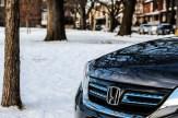 2014 Honda Accord Hybrid grille
