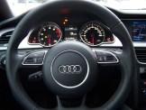 2014 Audi A5 2.0T steering wheel