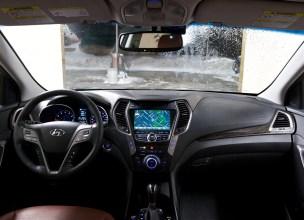 2014 Hyundai Santa Fe Sport 2.0T interior