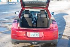 2014 Chevrolet Volt rear hatch