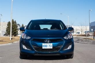2014 Hyundai Elantra GT front