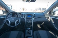2014 Hyundai Elantra GT interior