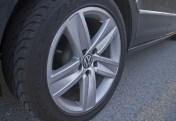 2014 Volkswagen CC 2.0T wheel