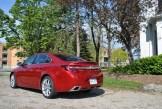 2014 Buick Regal GS rear 1/4