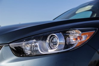 2014 Mazda CX-5 GT headlight