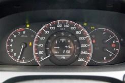 2014 Honda Accord Coupe EX-L V6 instrument cluster