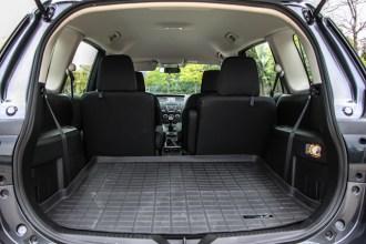 2014 Mazda5 GT seats folded