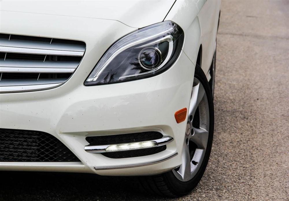 2014 mercedes benz b250 review for Mercedes benz greenway staff