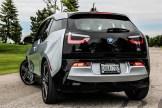 2015 BMW i3 rear
