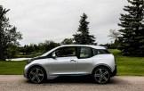 2015 BMW i3 side profile