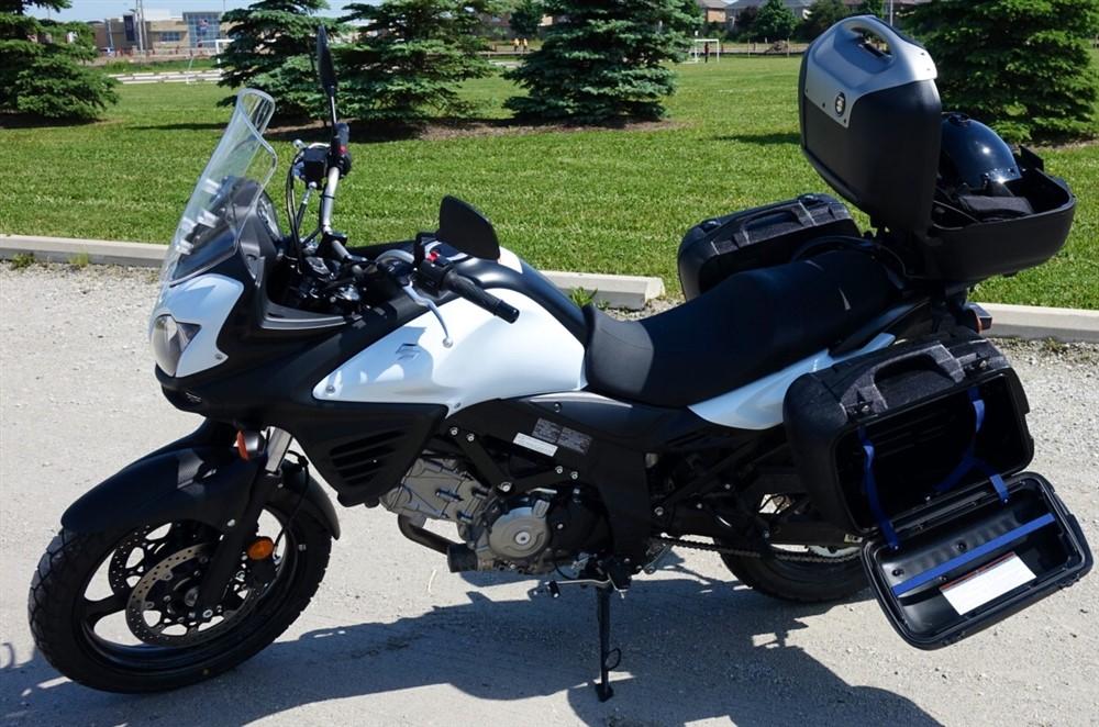 Suzuki Motorcycles Hard Bag Manufacturer
