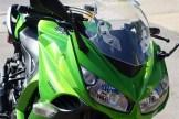 2014 Kawasaki Ninja 1000 front fairing