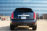 2014 Cadillac SRX rear