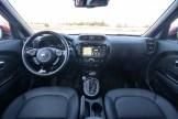 2014 Kia Soul SX interior