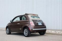 2014 Fiat 500C Lounge rear 1/4