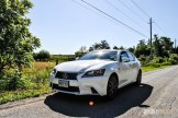 2014 Lexus GS350 front 1/4