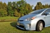 2014 Toyota Prius Plug-In front fender