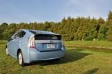 2014 Toyota Prius Plug-In rear
