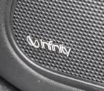2014 Hyundai Genesis Coupe 3.8GT speaker emblem