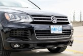 2014 Volkswagen Touareg TDI front end