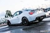 2015 Subaru BRZ rear 1/4