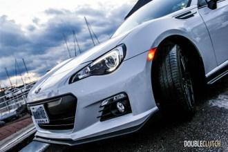 2015 Subaru BRZ front half