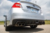 2015 Subaru WRX Sport-Tech exhaust/diffuser