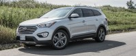 2014 Hyundai Santa Fe XL side profile