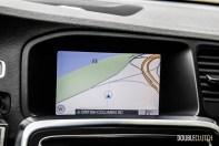 2015 Volvo V60 T6 R-Design navigation screen
