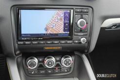 2015 Audi TT-S Competition Coupe navigation
