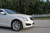 Second Look: 2014 Cadillac ATS 3.6 front half