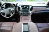 2015 Chevrolet Suburban LTZ interior