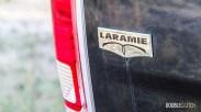 2014 Ram 1500 EcoDiesel Laramie badge
