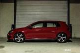 2015 Volkswagen GTI Autobahn side profile