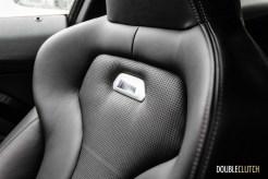 2015 BMW M4 seat