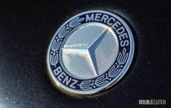 2014 Mercedes-Benz E350 Cabriolet hood logo