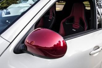 2014 Nissan Juke Nismo RS mirror