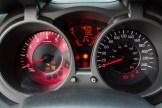 2014 Nissan Juke Nismo RS instrument cluster
