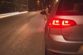2015 Volkswagen Golf TSI taillight