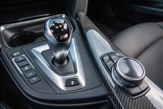 2015 BMW M3 shifter
