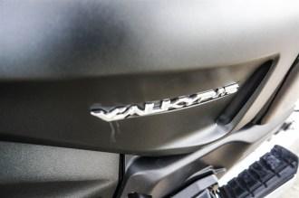 2014 Honda Gold Wing Valkyrie badge