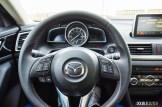 2015 Mazda3 Sport GT cockpit